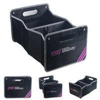 Wholesale Waterproof Oxford Cloth Foldable Grove Box Organizer Trunk Box For JDM Subaru WRX STi BRZ Impreza Cars