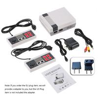 ретро игровые консоли оптовых-Coolbaby AV из ретро портативная консоль развлекательная система для РЭШ