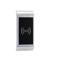 бесплатные электронные карты оптовых-Высокое качество электронной мебели замки RFID шкаф замки кухня кабинет замки с кард-ридер бесплатная доставка