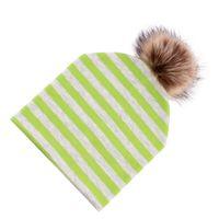 ingrosso cappelli di beanie di cotone-2018 Bambini Berretto di cotone per neonato Berretto di cotone per bebè per bimbo invernale