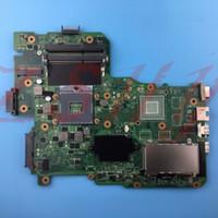 Wholesale intel hm77 motherboard online - NBV6Z11001 BA50 for Acer TravelMate P453 m TMP453M laptop motherboard Intel HM77 ddr3 test ok