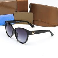 Wholesale Sun Logos - New 2018 Italy luxury brand bee logo woman men sunglasses 0097 polarizing UV400 sun glasses lady nice quality hot sell style eyewear