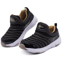 modèle garçon enfants nouveau achat en gros de-Chaussures enfants de créateurs Nouveautés Modèles de chaussures de marque Caterpillar pour enfants Chaussures de sport antidérapantes pour garçons et filles