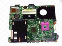 Wholesale free shipping asus motherboard online - 69N0BWM11C21 for Asus F81SE laptop motherboard NTVMB1100 C21 ddr2 test ok