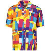 bac24a52777248 2017 Été Chaude Hawaïen Chemise Hommes Casual Chemises De Plage À Manches  Courtes Nouveau 2017 Mâle Conseil Chemises Aloha Asiatique Taille S-5XL