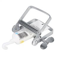 ada1825b2f L'erogatore di alluminio dello squeezer del tubo per spremere i capelli  della dentifricio in pasta della crema per le mani tinge l'unguento