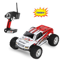 Wholesale Wltoys Buggy - 70KM H,New Arrival 1:18 4WD RC Car Wltoys A979-B 2.4G Radio Control High Speed Truck RC Buggy Off-Road VS Wltoys A959 Truck