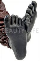 männliche bdsm spiele großhandel-Hot Sexy Produkt Neue Männlich Weiblich 100% Naturlatex Fünf Zehen Socken Füße Mantel Adult Bondage BDSM Fetisch Sex Bett Spiele Spielzeug 4 Farbe