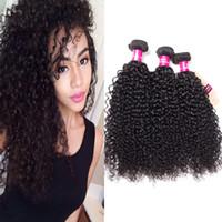 kıvırcık düz dalgalı saç toptan satış-Sınıf 8A Brezilyalı Saç Vücut Dalga Düz Gevşek Dalga Sapıkça Kıvırcık Derin Dalga 100g Demetleri Islak Ve Dalgalı Brezilyalı Kıvırcık Insan Saçı Örgü