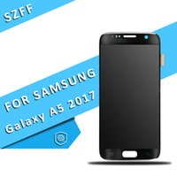Wholesale samsung galaxy a5 screen assembly online - For Samsung Galaxy A5 A520 A520F A520F DS Original LCD Display Touch Screen Digitizer Assembly DHL