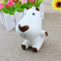 Wholesale milking cow toy for sale - Group buy Jumbo Cartoon Milk Cow Squishy Slow Rising Phone Straps Charm Pendant Squishies Decompression Toys Children Novelty Games Gift rf CR