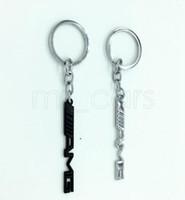 benz vito toptan satış-Anahtar Tutucu Oto Araba Styling Araba Anahtarlık Anahtarlık AMG Rozet Araba Mercedes Benz A45 SLS AMG E63 Için Amblemler GGA521