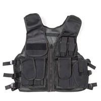 мужские жилеты оптовых-2017  Men's Clothing Casual Men's Field Activities CS Mesh Breathable Tactic Vest With Multi-pocket Vest One Size Field