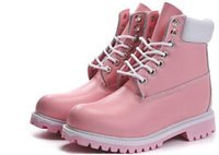 Wholesale authentic brand boots resale online - Authentic Brand Motorcycle Boots Men Casual Inch Premium Boots Women Waterproof outdoor Wheat Nubuck boots size