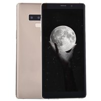 Wholesale video mp3 player 16gb online - Face ID Goophone Note9 Note V2 GB GB GB Fingerprint Android inch Full Screen GPS Show Octa Core G LTE MP Camera Smartphone