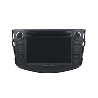 Wholesale Toyota Rav4 Touch Radio - High quality 7inch Andriod 6.0 Car DVD player for Toyota RAV4 2006-2012 with GPS,Steering Wheel Control,Bluetooth, Radio