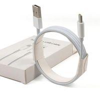 микро-качество оптовых-Micro USB зарядное устройство кабель Тип C Качество 1 м 3 фута 2 м 6 футов кабель синхронизации данных для iPhone Samsung S7edge Note7 с розничной коробке