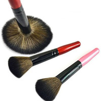 Wholesale hair shaping for sale - Group buy 1Pc Beauty Women Powder Brush Single Soft Cosmetic Makeup Brush Loose Shape foundation make up brush Hot Selling DHL