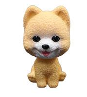 Home & Garden Home Décor Generous Car Dog Decoration Creative Personality Interior Fashion Simulation Ornaments