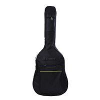 doble bajo al por mayor-41 pulgadas Classic Soft Guitarra acústica Bass Bass Holder con doble acolchado correas de instrumentos Bolsas de instrumentos