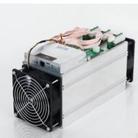 maquina bitcoin al por mayor-AntMiner S9 13.5T Bitcoin Miner con PSU Asic Miner La más nueva máquina de minería Bitcoin de 16nm Btc Miner enviada por DHL