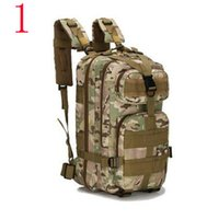 Wholesale Tactical Camo Backpack Outdoor Military Assault Molle Rucksack Waterproof for Camping Hiking Trekking