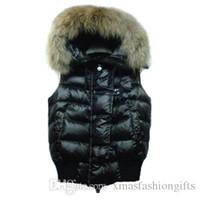 Wholesale Ladies Duck Down Jackets - Winter Freestyle Vest Women 36 Down Designer Vests Hoodies Sleeveless Jacket Logos Warm Ladies Female Outwear Cheap