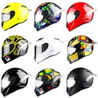 Wholesale helmet approved resale online - LDMET for racing helmet full face motorcycle helmet motocross touring casco de moto capacete DOT approved K3 K5