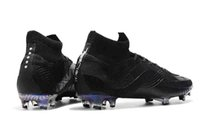 Wholesale outdoor boys soccer shoes for sale - Group buy 20th anniversary Original Mercurial Superfly VI Elite FG Football Boots High Ankle Orange Soccer Shoes Boys Soccer Cleats