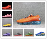 Wholesale dragon ball son goku - New Vapormax 2.0 FK Flying Knit Dragon ball Evolution Walking Shoes Athletic Dragon Ball Son Goku 2019 Mens Trainers Sneakers Casual Shoes