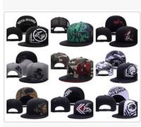 нью-йоркские шляпы оптовых-2018 новый !! Оптовые покупки Нью-Йорк подходят моды шляпа письмо быстрая шляпа мужская и женская мода кепка