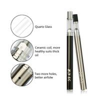 Hot selling Disposable vape pens Mjtech 5S C1 C2 Starter Kit Thick Oil 320mAh Ceramic Coil Tank Cartridge Disposable Kits e Cigarettes vapor on sale