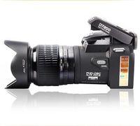 бесплатные профессиональные видеокамеры оптовых-PROTAX POLO D7200 цифровая камера 33MP Full HD1080P 24-кратный оптический зум Автофокус Профессиональная видеокамера DHL Free
