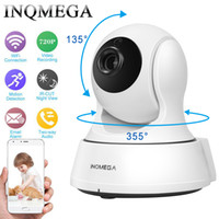 Wholesale remote security monitoring - INQMEGA 720P Security baby monitor IP Camera WiFi Home Security CCTV Camera with Night Vision Two Way Audio P2P Remote View