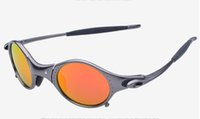 óculos de ciclagem originais venda por atacado-Atacado original aolly juliet ciclismo óculos de metal x óculos de equitação óculos de sol dos homens óculos polarizados oculos marca ciclismo óculos
