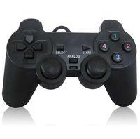 usb juegos de pc pads al por mayor-USB con cable Controlador de juegos para PC Gamepad Shock Vibración Palanca de juegos Gampad Joypad Control para PC Computadora portátil Juego para juegos