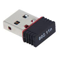 Wholesale mini laptops wifi for sale - Nano M USB Wifi Wireless Adapter Mbps IEEE n g b Mini Antena Adaptors Chipset MT7601 RTL8188 Network Card