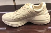 Wholesale shoe inside - 2018 the new G super sports shoes inside the heighten retro, old casual male and female couple shoes 36-44
