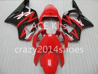 Wholesale fairing motorcycle honda 954 - Motorcycle Fairing kit for HONDA CBR900RR 954 02 03 CBR 900RR 2002 2003 CBR900 ABS hot red black Fairings set+3gifts K2