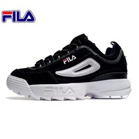 Wholesale trend leather casual shoes - 2018  2 shoes II new trend classic low sports sneaker black white casual shoes breathable sneakers women men Increase size 36-44