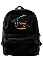 Wholesale Tanner Fox Canvas Shoulder Backpack Best Backpack For Men Women Teens College Travel Daypack Black