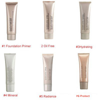 Wholesale Mineral Base Oil - Makeup Laura Mercier Foundation Primer Oil Free Hydrating Mineral Radiance Protect SPF 30 Base 50ml Face Natural Long-lasting