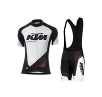 Wholesale clothing for men ciclismo for sale - Hot Sale cycling jersey sets For Men pro team summer ropa ciclismo MTB mountain bike cycling clothing mtb bike wear ktm Cycling sets