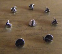 Wholesale flute repair - 50 pcs New Flute repair parts screws,parts