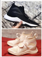Wholesale girl shoes boots pink online - Discount cheap popular Women girls Phenom Satin EP breathable Training Sneakers Boots sports Running Shoes Dropping Shipping Accepted