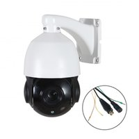pan tilt zoom dış mekan kamera toptan satış-4.5 inç 1080 P AHD PTZ kamera 2.0MP AHD / TVI / CVI / CVBS 4 in 1 Orta Hız Dome Kamera açık kapalı Pan / Tilt 18X optik Zoom