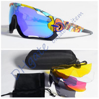 Wholesale best cycling glasses for sale - Group buy Brand Polarized Best Quality Mountain Bike Goggles Cycling Eyewear Bicycle Sunglasses Cycling Glasses outdoor sport sunaglasses