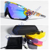 ingrosso migliori biciclette sportive-Occhiali polarizzati di migliore qualità di marca della bici della montagna Occhiali di riciclaggio della bicicletta di Eyewear della bicicletta Occhiali di riciclaggio di sport all'aperto di Sunaglasses