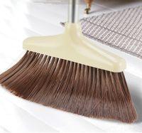 Wholesale plastic brooms dustpans resale online - ON SALE JI Set Latest Plastic Dustpan Soft Bristle Broom Thicken Household Sweep Floor Multi functional Non Slip Handle Clea