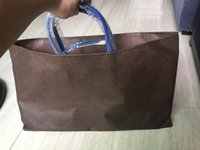 frauenhandtaschen paris großhandel-Mode Frauen Umhängetasche Dame Designer Frankreich Paris Stil Luxus Handtasche Einkaufstasche Totes